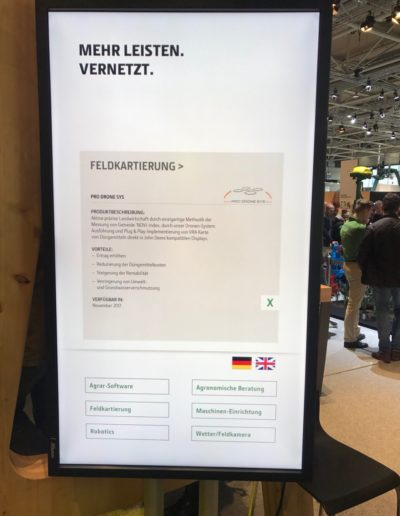 PRO DRONE SYS ATTENDED AGRITECHNICA 2017 3